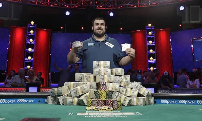 Le plus gros évènement de Poker de l'année à commencé à Vegas